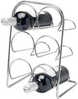 MDC Housewares Hahn ZA4-70061 Pisa Wine Rack, Chrome
