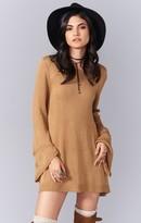 MUMU Festibell Sweater ~ Camel