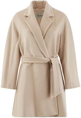 Max Mara Soldino wool and alpaca coat