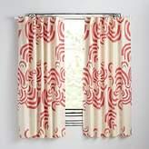 """Cloudscape Pink 63"""" Curtain"""