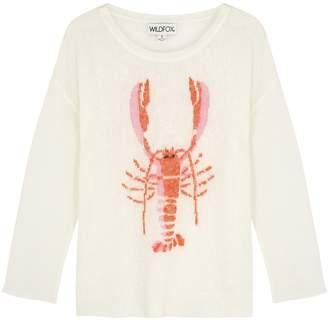 Wildfox Couture Rock Lobster Genesis Fine-knit Jumper