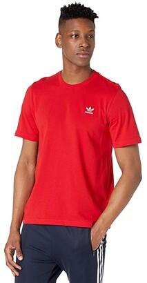 adidas Essentials Tee (Hazy Sky) Men's T Shirt