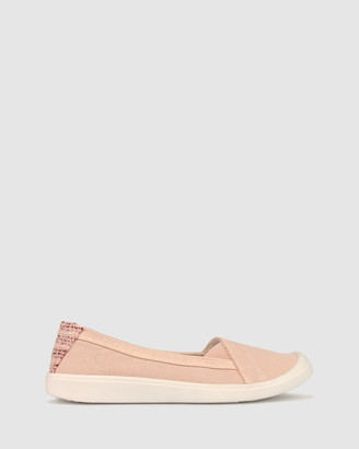 Zeroe - Women's Casual Shoes - Eddie Canvas Slip On Sneaker - Size One Size, 9 at The Iconic