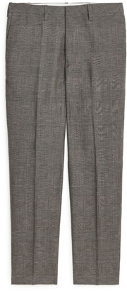 Arket Regular Wool/Linen Trousers