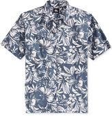 Quiksilver Men's Izu Izu Floral-Print Short-Sleeve Shirt