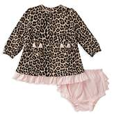 Kate Spade Girls' Animal Print Top & Bloomers Set - Baby