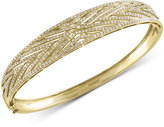 Effy D'Oro by Diamond Bangle Bracelet (1-1/2 ct. t.w.) in 14k Gold
