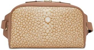 Burberry Fish-Scale Print Belt Bag