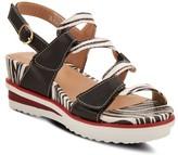 Spring Step L'Artiste By Adjustable Leather Sandals - Tenacity