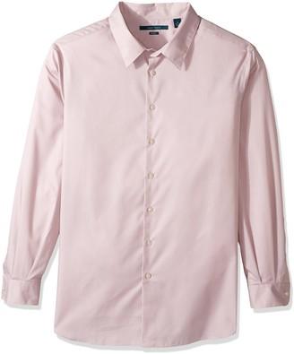 Perry Ellis Men's Big-Tall Big & Tall Travel Luxe Non-Iron Luxury Twill Shirt