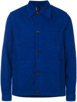 Paul Smith button front jacket - men - Cotton - S