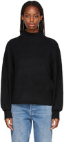 Thumbnail for your product : Won Hundred Black Alpaca Blakely Sweater