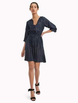 Tommy Hilfiger Long-Sleeve Dress