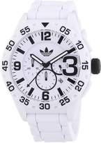 adidas adh2860 47mm Nylon Case Silicone Plastic Women's Watch