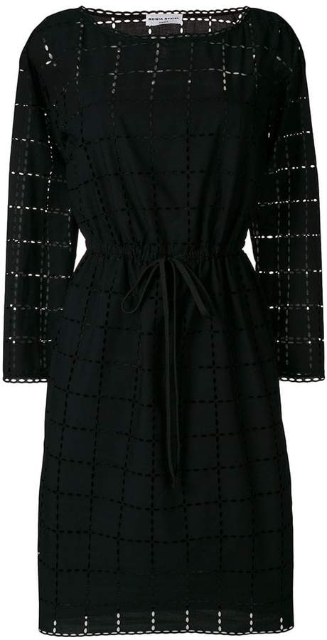 Sonia Rykiel boat neck dress