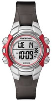 Timex Women's Marathon® by Digital Watch - Black/Silver T5K807TG