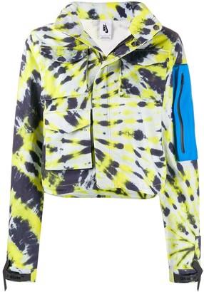 Nike x Off-White NRG tie-dye jacket