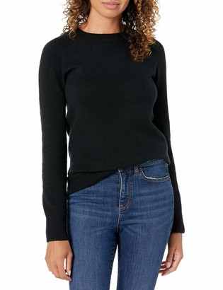 Amazon Essentials Women's Soft Touch Long Sleeve Crew Neck Classic Fit Sweater