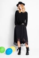 Zadig & Voltaire Joslin Jac Deluxe Skirt