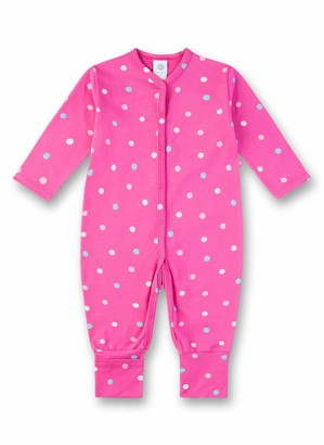 Sanetta Baby Girls' Overall Footies