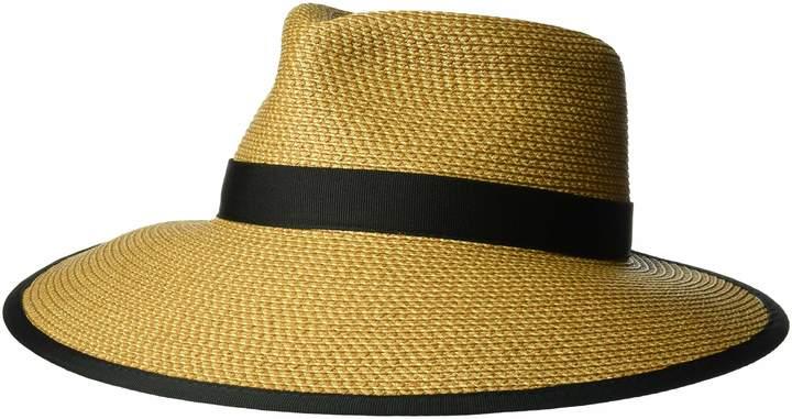 f7392a8ff846f Eric Javits Beige Hats For Women - ShopStyle Canada