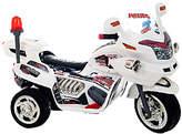 Lil' Rider Police Connection Bike Trike 6V Ride-On
