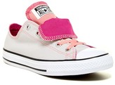 Converse Chuck Taylor(R) All Star(R) Double Tongue Sneaker (Little Kid & Big Kid)