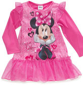 Disney Kids Pajamas, Toddler Girls Minnie Mouse Nightgown