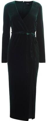 Bardot Morgan Velvet Dress