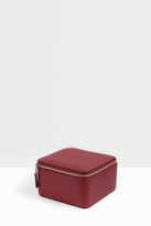 Smythson Panama Watch Zip Roll Case