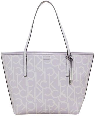 Calvin Klein H0AAJXU1_7DL Rachel Double Handle Tote Bag