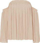 Elizabeth and James Emelyn Off-The-Shoulder Top