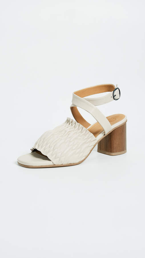 Coclico Block Heel Sandals