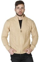 Clothing Jackets / Cardigans Von Furstenberg 100BIS_CAMEL-XXL brown 100BIS_CAMEL-XXL brown