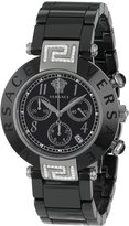 Versace Women's 95CCS91D008 SC09 Reve Ceramic Chronograph Diamond Watch