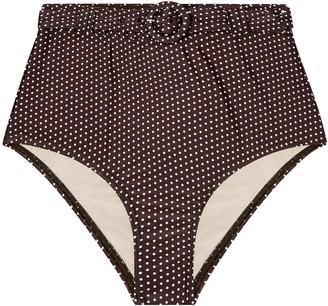 Peony Swimwear Hi Pant Bikini Bottom
