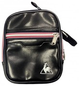 Le Coq Sportif Leatherette Micro Messenger Bag