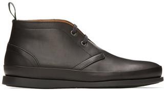 Paul Smith Black Cleon Desert Boots