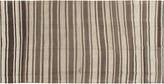 One Kings Lane Vintage Turkish Kilim Rug Runner - 5'1 x 10'4 - beige/brown