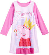 Peppa Pig Nickelodeon's Reversible Nightgown, Toddler Girls