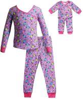 Dollie & Me Girls 4-14 Candy Pajama Set
