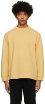 Blue Blue Japan Yellow Firm Jersey Turtleneck T-Shirt