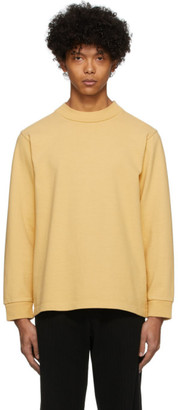Blue Blue Japan Yellow Firm Jersey Turtleneck T-Shirt