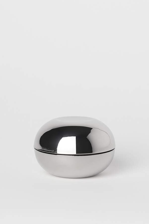 H&M Small Glass Pot