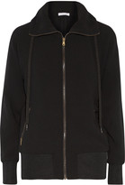 Tomas Maier Jersey hooded top