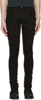 Amiri Black MX1 Jeans