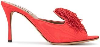 Tabitha Simmons Pammy mule sandals