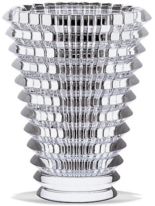 Baccarat Small Crystal Eye Vase