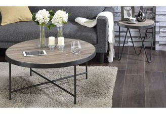 Nikita 2 Piece Coffee Table Set Williston Forge