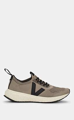 Rick Owens Men's V-Knit Sneakers - Gray